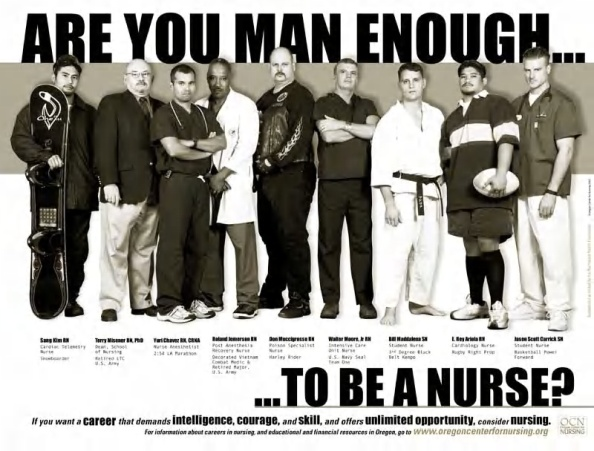 Nursing Was aReinvention